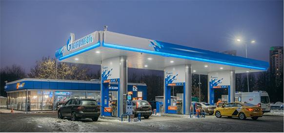 Сеть АЗС Газпромнефть внедряет новый формат работы