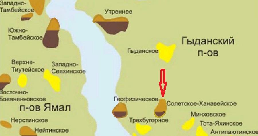 Правительство РФ выставляет на аукцион последнее крупное месторождение газа на п-ве Гыдан. Для НОВАТЭКа?