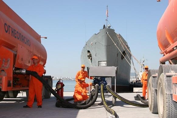 Новое в использовании топлива на морском флоте