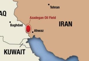 Крупнейшее нефтяное месторождение Ирана Южный Азадеган будет полностью освоено через 3 года