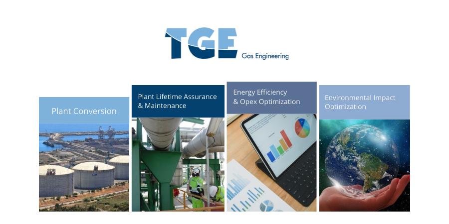 В TGE заработало новое подразделение «Оптимизация и техническое обслуживание заводов»