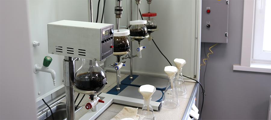 На Верхнечонском месторождении введена в эксплуатацию новая водная химико-аналитическая лаборатория