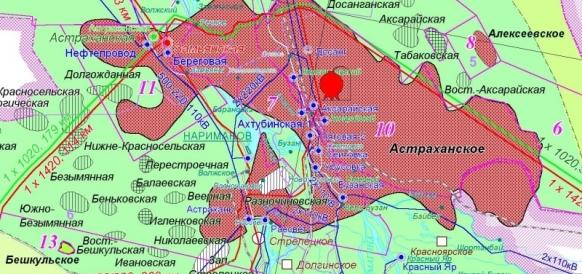ЕвроХим вложит 5 млрд руб в геологоразведку на Астраханском газоконденсатном месторождении