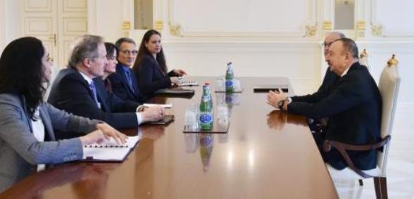 Представитель Госдепа США: Новая администрация США продолжит поддерживать проект Южного газового коридора