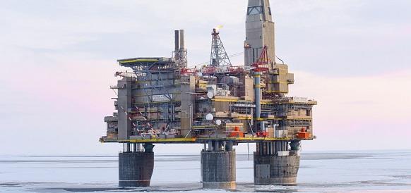 Платформа Пильтун-Астохская-Б Сахалин Энерджи стала лучшей буровой установкой по версии Shell