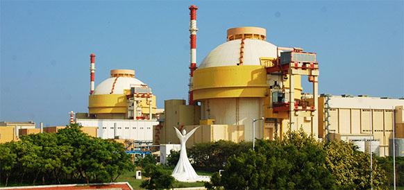 Окончательная передача 2-го энергоблока АЭС Куданкулам Индии планируется до конца 2018 г.