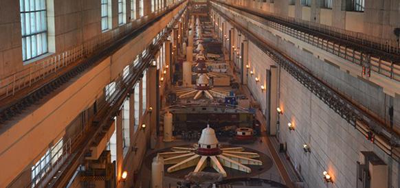 Гидроагрегат Жигулевской ГЭС со станционным номером 4 введен в работу после капремонта