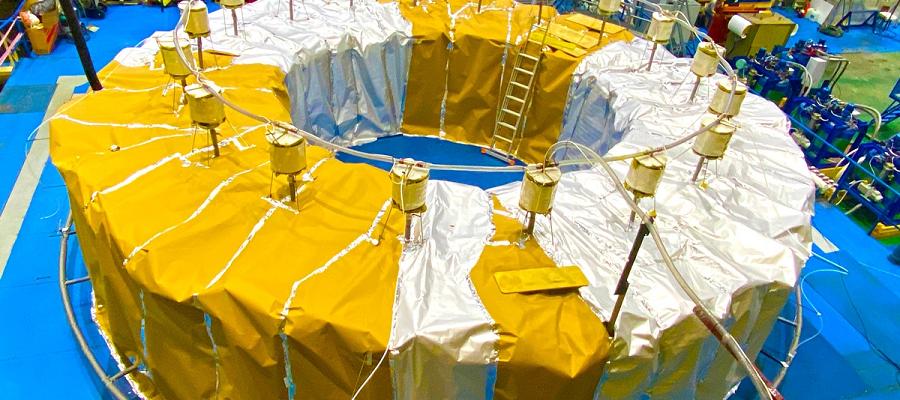 Отечественная катушка полоидального поля для ИТЭР прошла решающую стадию производства