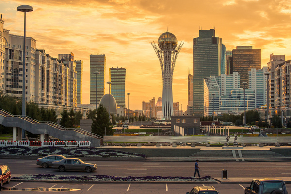 Gazprom considering extension of gas supplies from Kazakhstan
