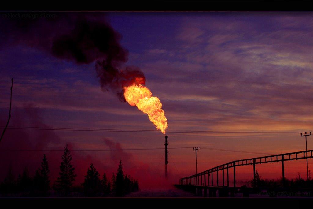 Компонентный состав попутного нефтяного газа