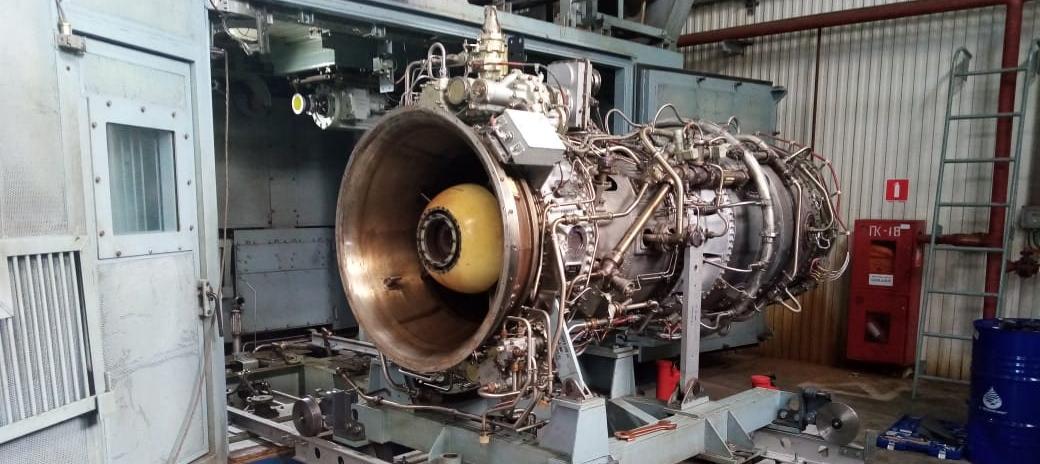 КМЗ отремонтирует газотурбинный двигатель электростанции «Урал-6000» для «Уралкалия»
