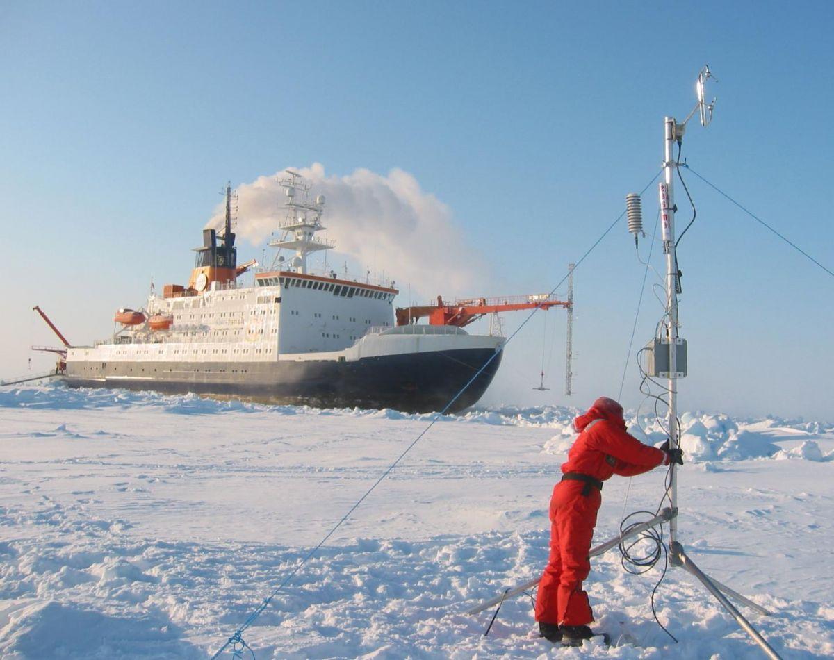 Российское геофизическое оборудование для шельфа