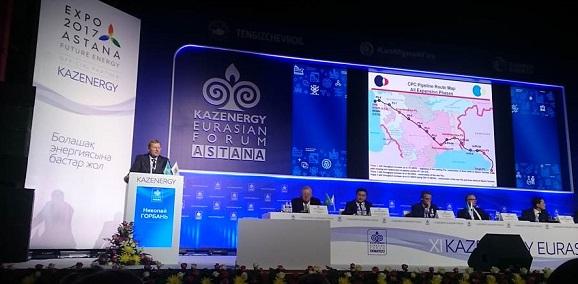 Kashagan compensates for oil output decline in Kazakhstan
