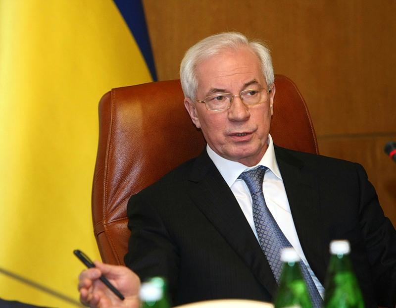 Украина начала поставки газа из Европы через Венгрию. Э.Ставицкий и Н.Азаров полны оптимизма