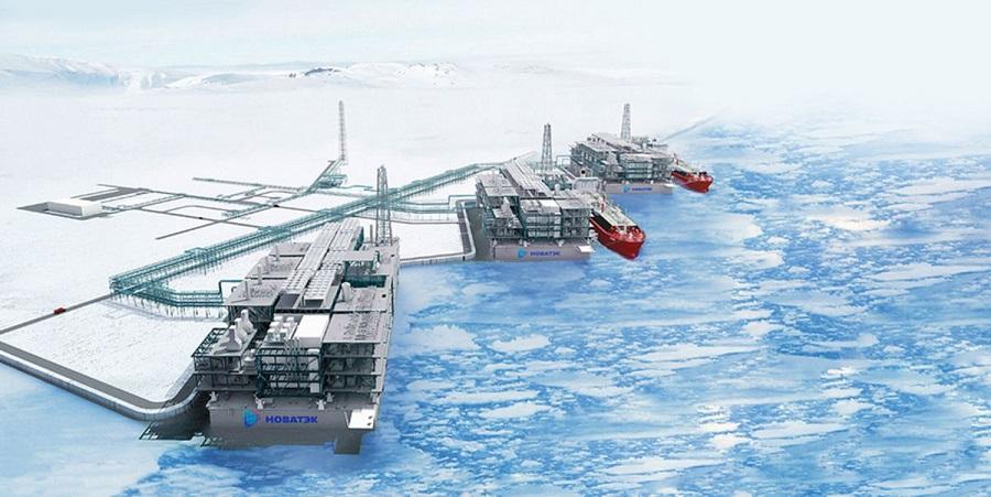 Общий прогресс по Арктик СПГ-2 составляет 29%