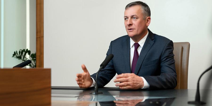 Генеральный директор «Газпром межрегионгаз» С. Густов: «Уровень газификации по России достигнет 71,4%»
