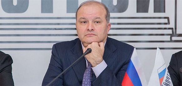 Э. Дадов стал главой Газпром социнвеста