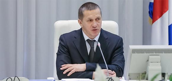 Ю. Трутнев провел заседание оргкомитета 5-го Восточного экономического форума
