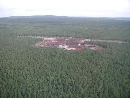 Газпром получил лицензию на Ковыктинское месторождение