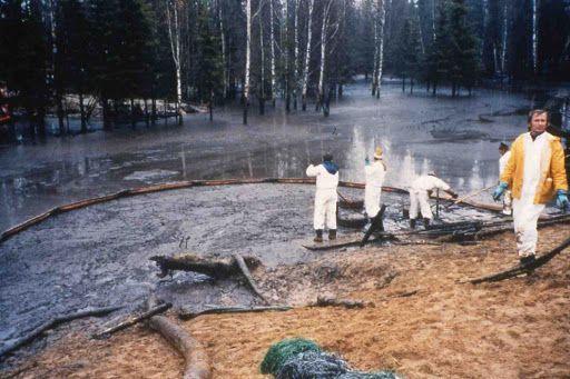 Прогнозирование потерь нефти вследствие аварии в разветвленных нефтепроводах