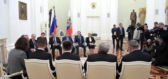 В. Путин и В. Орбан обсудили сотрудничество России и Венгрии в ТЭК