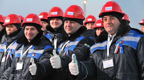 Gazprom begins start-up operations at 3rd gas production facility of Bovanenkovskoye field