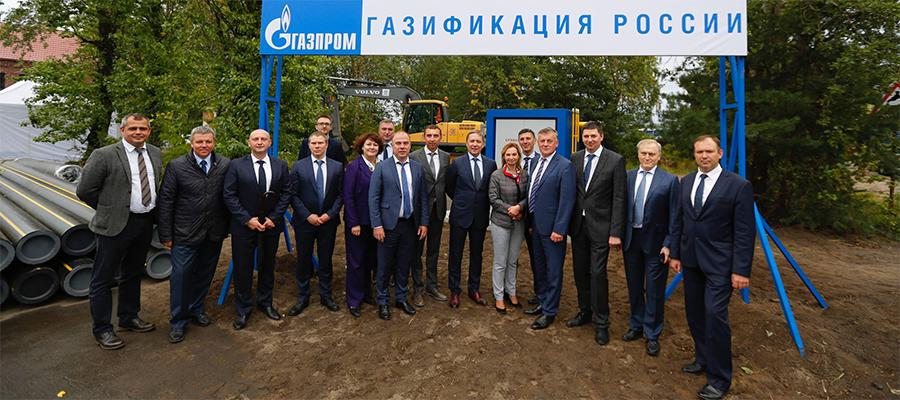 Завершение строительства газопровода до г. Приозерск Ленинградской области планируется в 4-м квартале 2020 г.