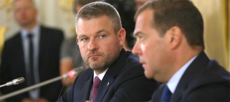 Сложности транзита. Д. Медведев обсудил с премьер-министром Словакии вопросы транзита газа и не только