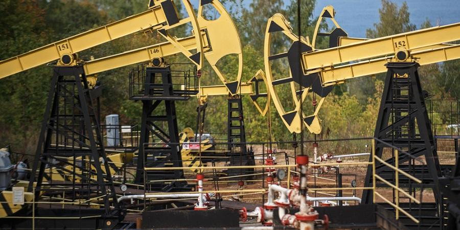 Объем добычи нефти и ПНГ в Башкирии снизился более чем в 2 раза