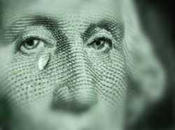 Кризис отбросил бюджет США в послевоенные годы