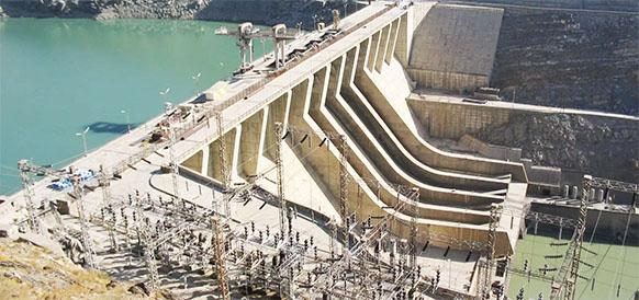 На построенной во времена СССР ГЭС Наглу в Афганистане завершена реконструкция 1-го гидроагрегата