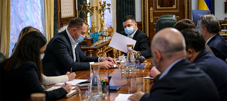 Возврат к госрегулированию? В. Зеленский поручил кабмину Украины решить вопрос с ценами на газ для населения
