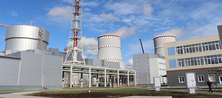 На энергоблоке №2 Ленинградской АЭС-2 состоялся пролив на открытый реактор