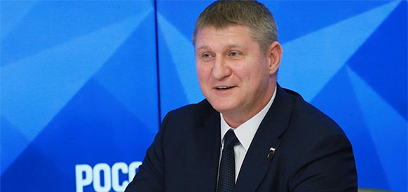 First gas flow from Kuban to Crimea