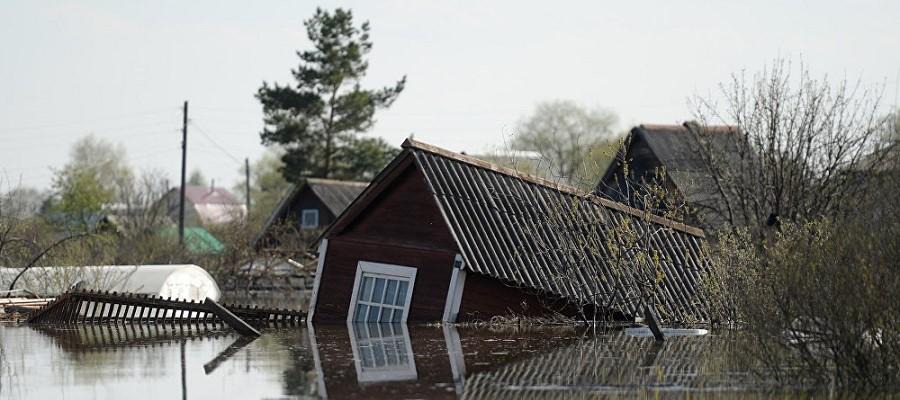 На Дальнем Востоке свыше 60 населенных пунктов остаются подтопленными