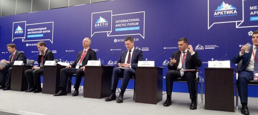 А. Новак. Производство СПГ в РФ к 2025 г. может вырасти до 73 млн т