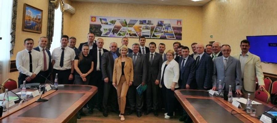 В Коми состоялось заседание Секции транспортного и инфраструктурного развития Арктической зоны РФ Совета по Арктике и Антарктике