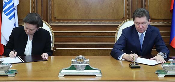 Газпром в 2019 г. удвоит инвестиции в проекты на территории ХМАО. Снова