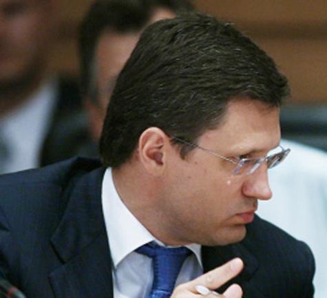 А.Новак: Поставки нефти в направлении Украины идут по графику