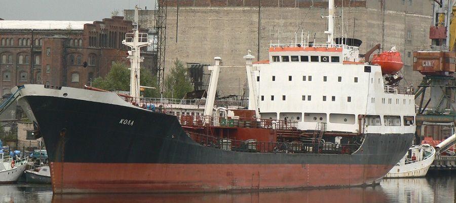 В Суэцком заливе барбадосский сухогруз сделал навал на нефтеналивной танкер Кола ВМФ РФ