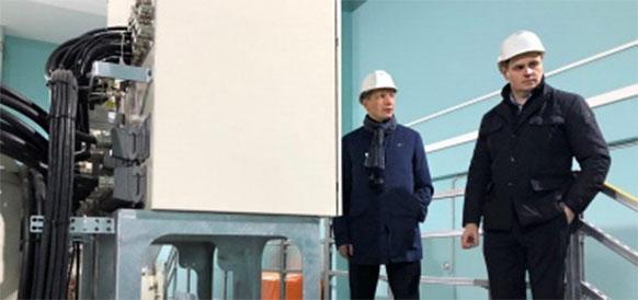 Ленэнерго готово подключить Газпром. Завершается строительство подстанции для электроснабжения Лахта-центра