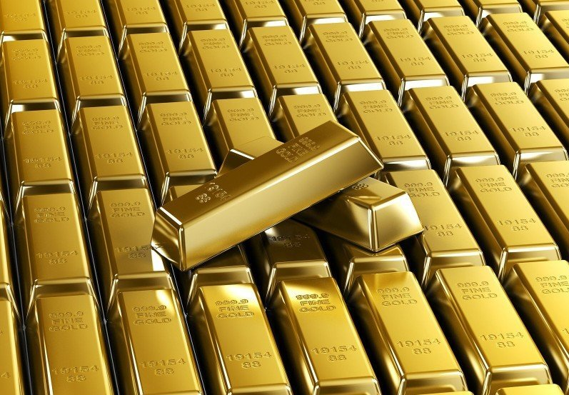 Спрос на золото в мире в 3-м квартале 2015 г достиг максимума за 2 года