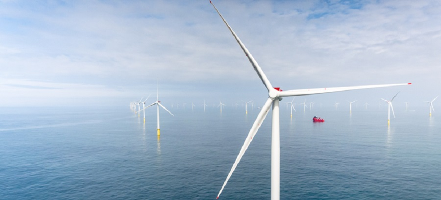Equinor and SSE will develop the world's biggest offshore wind farm