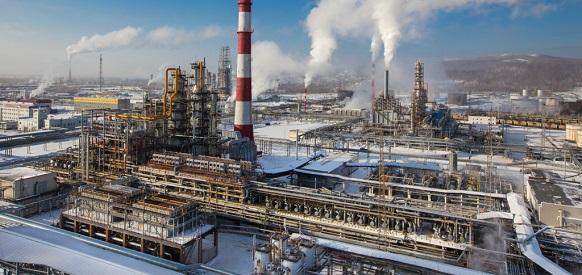 Установка первичной переработки Комсомольского НПЗ переведена на цифровое управление