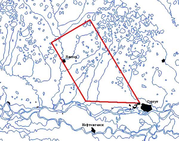 Проверка временем космофотопрогнозирования нефтепродуктивности в Быстринском нефтедобывающем районе (центральная часть ХМАО-Югры)