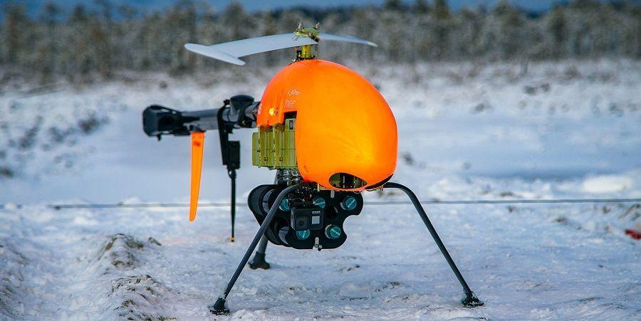 Для доставки проб нефти. Газпром нефть успешно испытала беспилотник на Южно-Приобском месторождении