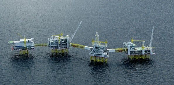 Statoil вложит в бурение на месторождении Johan Sverdrup 558,9 млн долл США до 2022 г