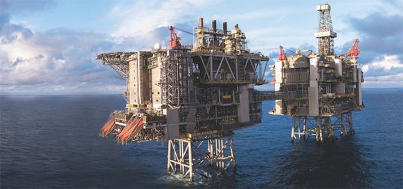 BP начала добычу нефти на проекте Clair Ridge на шельфе Северного моря. Очень технологично