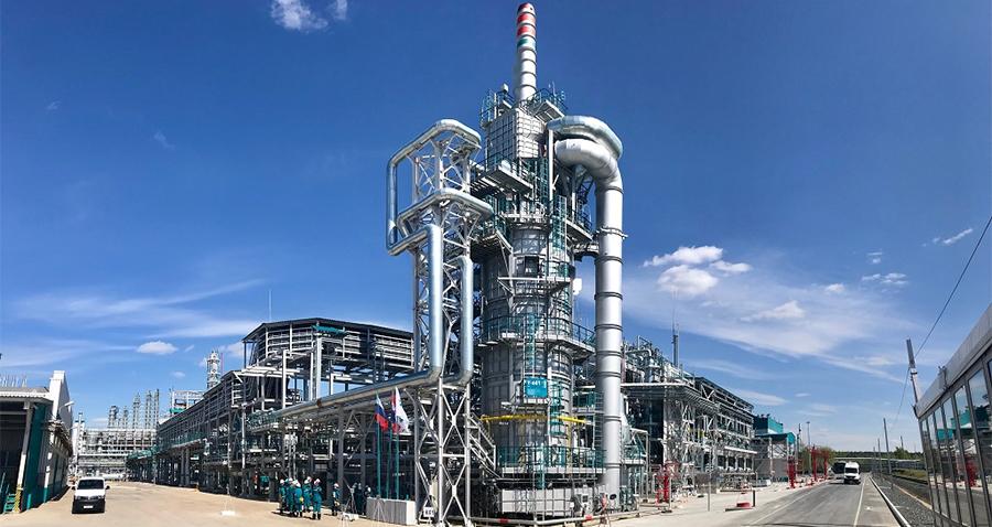 Крупнейшее в Европе. На пермской площадке СИБУРа запущено производство ДОТФ