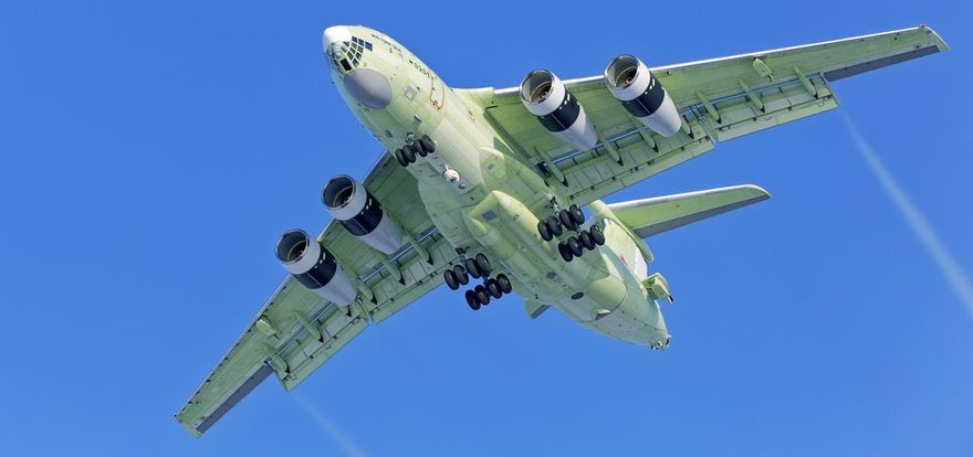 Начались испытания 1-го отечественного топливозаправщика Ил-78М-90А